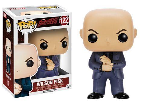 Figurine Toy Pop 122 - Daredevil - Wilson Fisk Bobble
