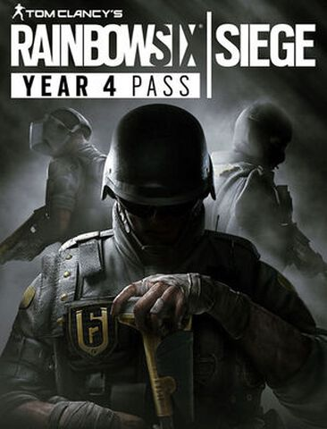 Tom Clancy's Rainbow Six Siege - DLC - Year 4 Pass - Version digitale