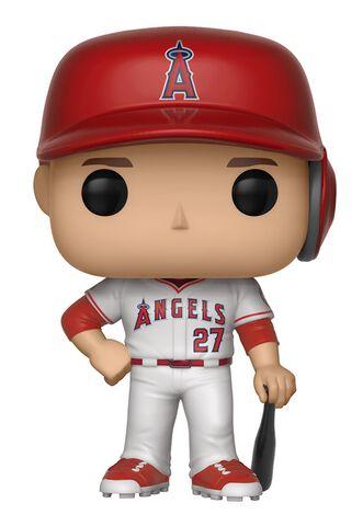 Figurine Funko Pop! N°08 - Major League Baseball Saison 3 - Mike Trout