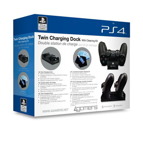 Chargeur Ps4 Licence Sony