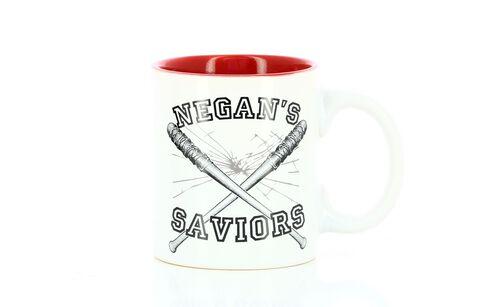 Mini-mug - The Walking Dead - Set De 2 Mini-mugs Daryl Vs Negan 110 Ml