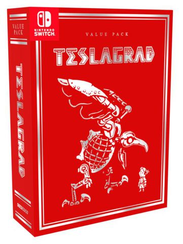 Teslagrad Value Pack (exclusivité Micromania)