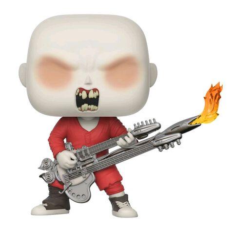 Figurine Funko Pop! N°517 - Mad Max : Fury Road - Coma-doof Warrior démasqué