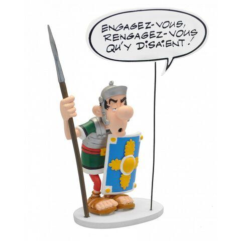 Figurine - Astérix - Bulle Le Romain