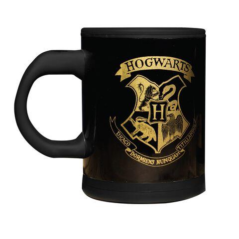 Mug - Harry Potter - Avec mélangeur automatique