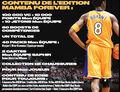 NBA 2k21 Edition Mamba Forever