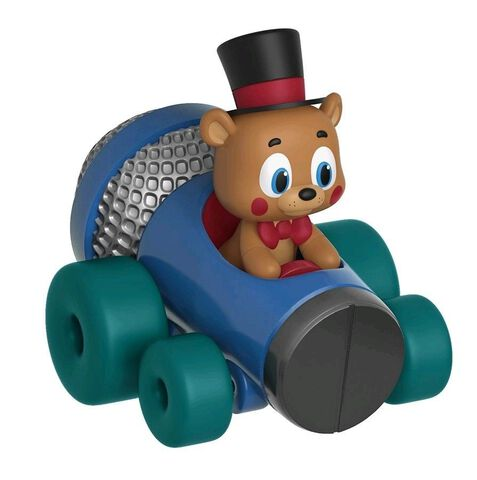Figurine Funko Super Racers - Five Nights At Freddy's - Funtime Freddy
