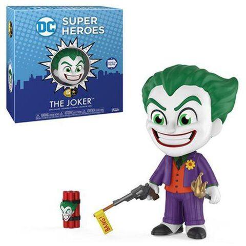 Figurine 5 Star - Dc Comics - Joker