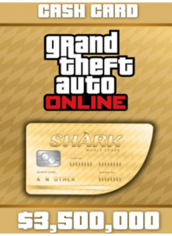 DLC - Grand Theft Auto V - Whale Shark PS4