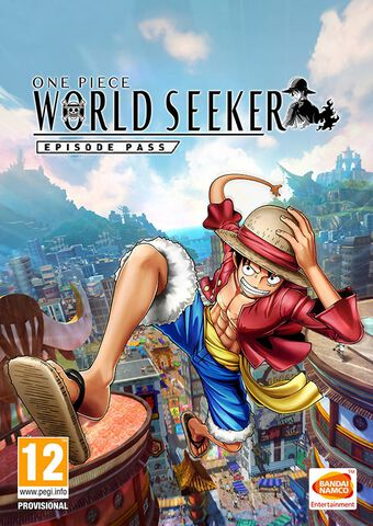 One Piece World Seeker - DLC : Episode Pass - Version digitale