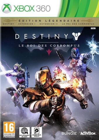 Destiny : Le Roi des Corrompus Edition Légendaire