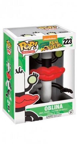 Figurine Funko Pop! N°223 - Nickelodeon - Ahh! Real Monsters: Oblina