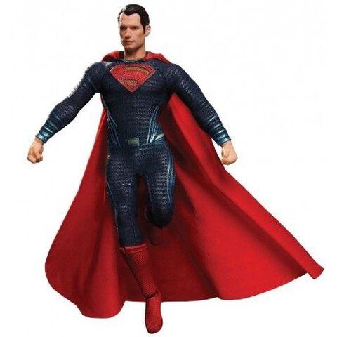 Figurine Mezco Toys - Batman Vs Superman Dawn of Justice - Superman 1/12