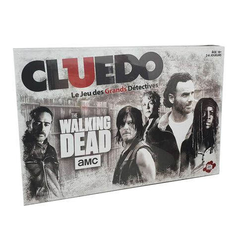 Cluedo - The Walking Dead AMC