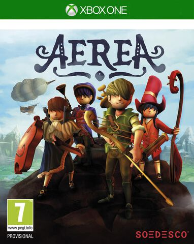 * Aerea Edition Collector