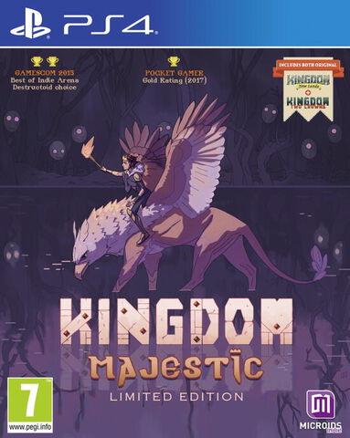 Kingdom Majestic Limited