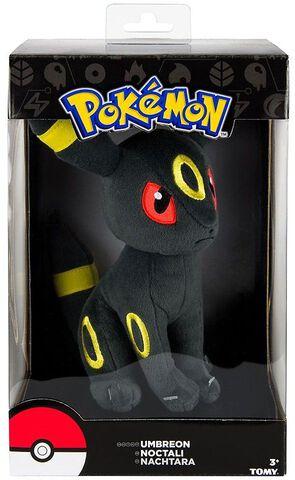 Peluche - Pokémon - Noctali - Exclusif Micromania