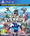 Override Mech City Super Charged Mega Edition