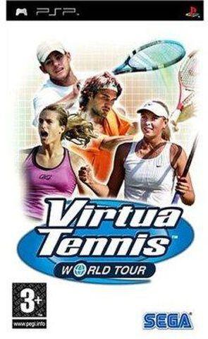 Virtua Tennis, World Tour