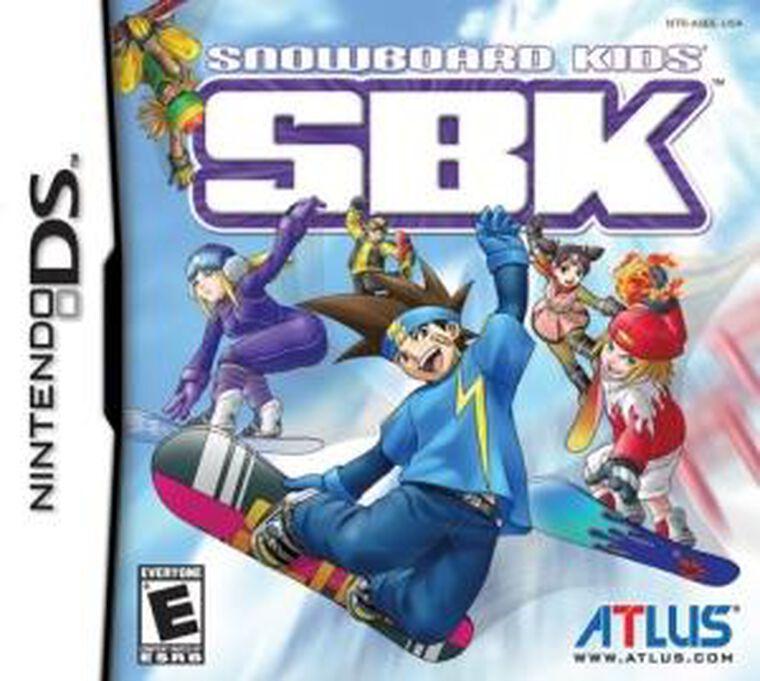 Snowboard Kids