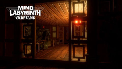 Mind Labyrinth Vr Dreams - Vr