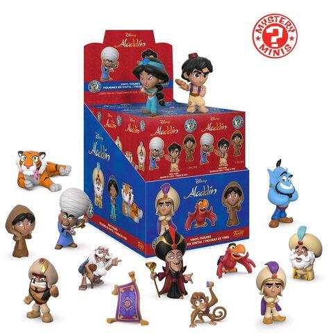 Figurine Mystère - Aladdin - Assortiment Mystery Mini