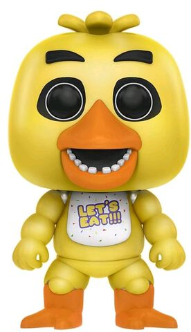 Figurine Funko Pop! N°108 - Five Nights at Freddy's - Chica