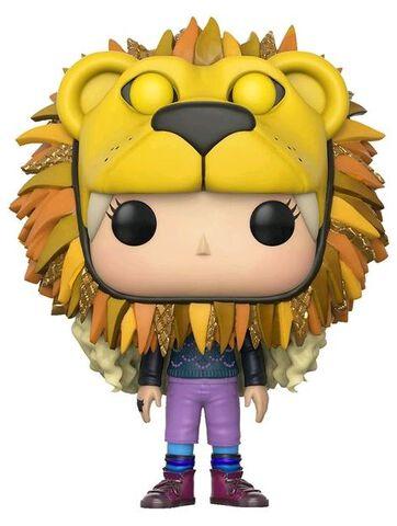 Figurine Funko Pop! N°47 - Harry Potter - Luna Lovegood avec tête de lion