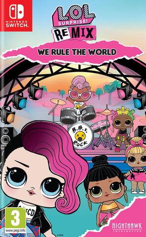 L.o.l. Surprise! Remix Edition We Rule The World