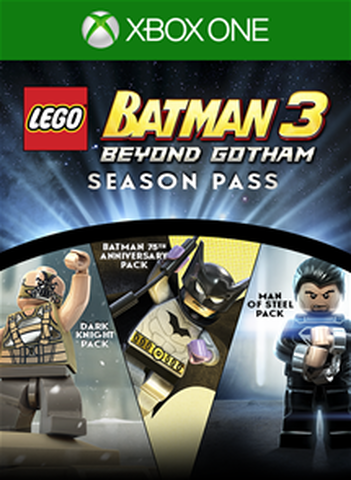 Season Pass - LEGO Batman 3 : Au-delà de Gotham - Xbox 360