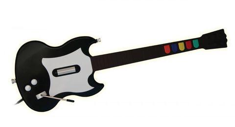 Guitar Hero - Guitare Seule