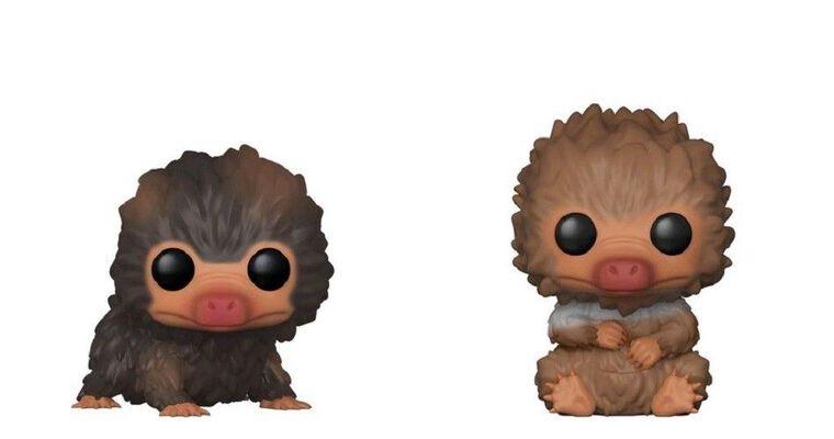 Figurine Funko Pop! - Les Animaux Fantastiques 2 - Twin Pack Bébés Nifflers
