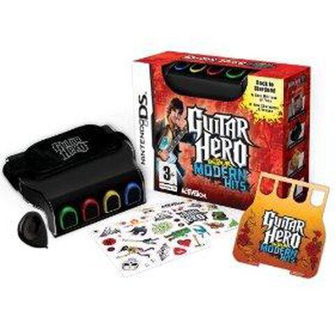 Guitar Hero, Modern Hits + Guitare Grip