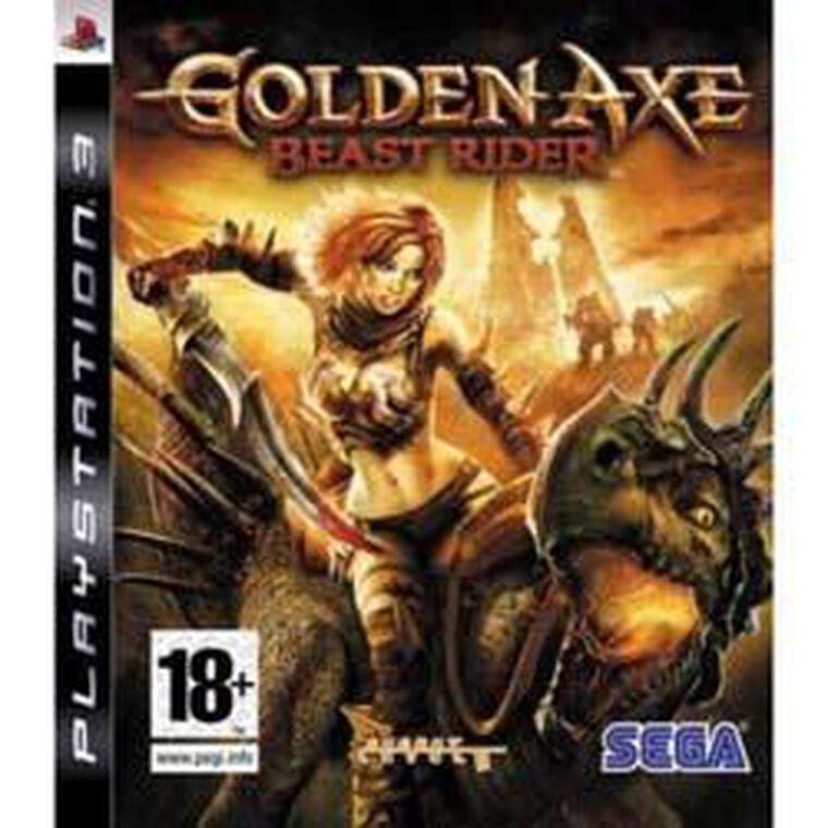 Golden Axe, Beast Rider