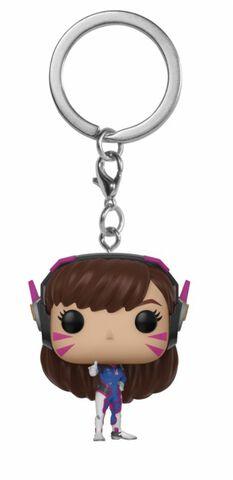 Porte-clés Pop - Overwatch - D.Va
