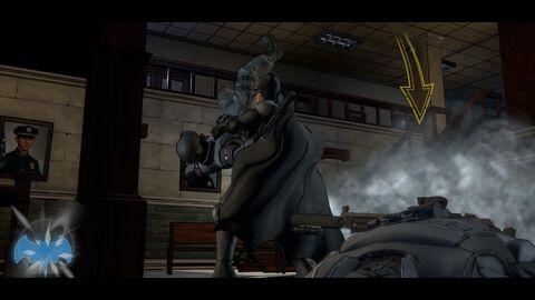 Batman A Telltale Series Saison 1