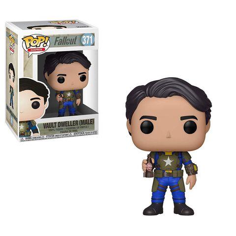 Figurine Funko Pop! N°371 - Fallout - S2 Vault Dweller Masculin