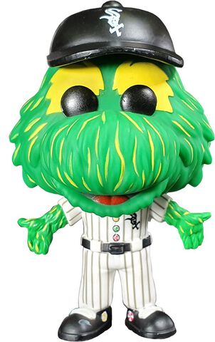 Figurine Funko Pop! N°18 - MLB - Southpaw (chicago White Sox)