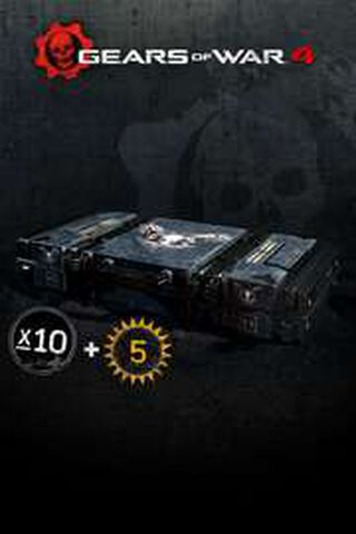 DLC - Gears of War 4 - Stock de bataille