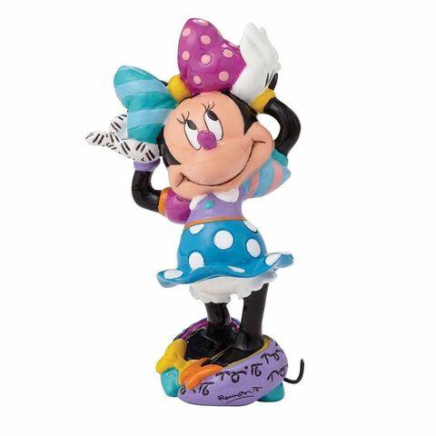 Figurine Britto - Disney - Minnie Mouse Mini (wb)