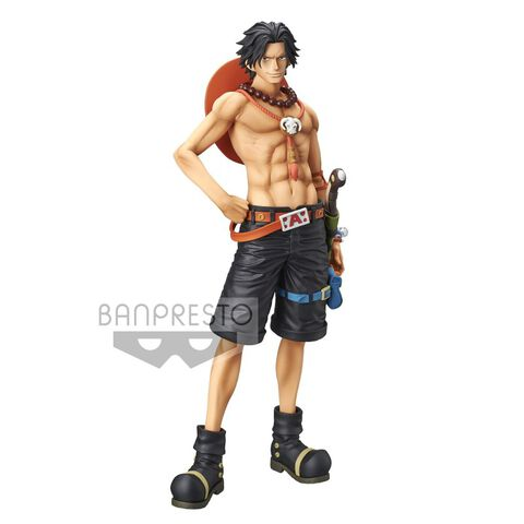 Figurine Grandista - One Piece - The Grandline Men Portgas D' Ace