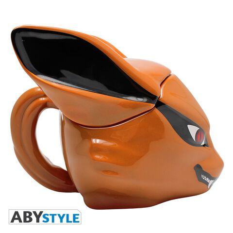Mug - Naruto - Kyubi 3D