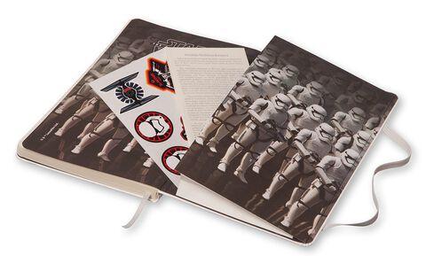 Carnet - Moleskine - Star Wars VII - Trooper