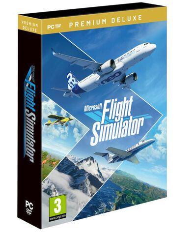 Flight Simulator 2020 Premium Deluxe Edition
