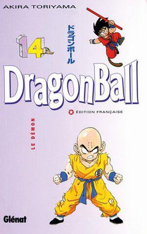 Manga - Dragon Ball - Tome 14 Le Demon