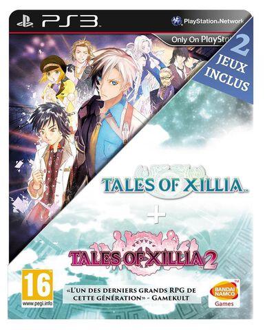 Tales Of Xillia 1 + Tales Of Xillia 2