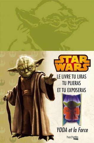Livre à Plier - La Sagesse de Maître Yoda en 100 Citations