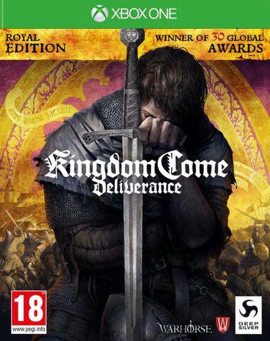 Kingdom Come Delivrance Royal Collector Edition