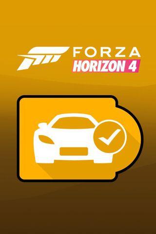 Forza Horizon 4 - DLC - Pass Voiture - Version digitale