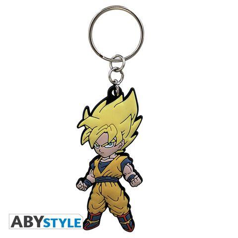 Porte-cles - Dragon Ball Z - Goku